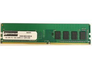 DATARAM 4GB DIMM MEMORY RAM FOR ASROCK FATAL1TY X370 PROFESSIONAL GAMING