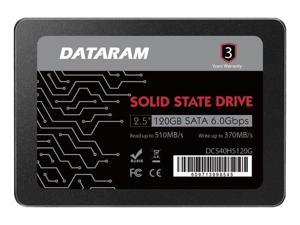 "DATARAM 120GB 2.5"" SSD DRIVE FOR GIGABYTE GA-X99-ULTRA GAMING"