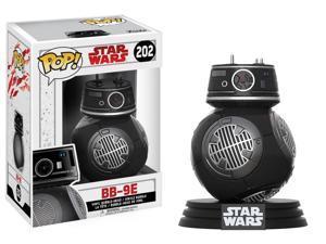 Funko POP Star Wars The Last Jedi BB-9E Collectible Figure