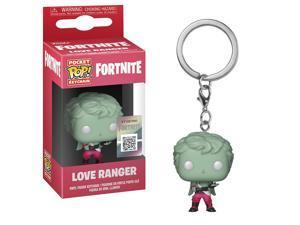 Funko Pop Games: Love Ranger Keychain Vinyl Collectible Action Figure Toy