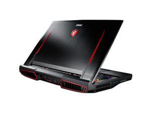 "MSI GT75 TITAN 17.3"" FHD Gaming Laptop- Intel Core i7-8750HK, RTX2070, 16GB DDR4, 256GB NVMe SSD,  Mechanical  Keyboard, Win10, VR Ready, GT75 TITAN-015"