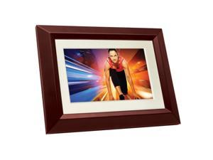 Philips LED Panel Digital Photo Frame Home Essentials Wood Picture Frames SPF340