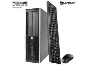 Hp Pro 6000 Small Form Factor Core 2 Duo 2.93Ghz 4Gb 160Gb Dvd Windows 10 Home 64 Bit 1 Year Warranty