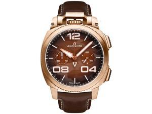 Mans watch ANONIMO MILITARE AM112301001A04