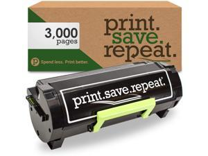 Print.Save.Repeat. Lexmark B231000 Toner Cartridge for B2338, B2442, B2546, B2650, MB2338, MB2442, MB2546, MB2650 [3,000 Pages]