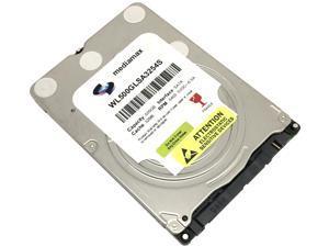 "WL 500GB 32MB Cache 5400RPM SATA III (6.0Gb/s) 7mm 2.5"" Notebook Hard Drive - 1 Year Warranty"