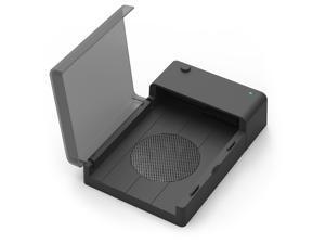 Sabrent USB 3.0 to SATA Hard Drive Docking Station with Cooling Fan (EC-DFFN)