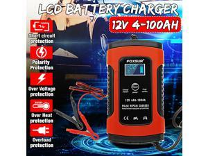 Coleman 12-Volt, 1/4/6 Amp Smart Battery Charger With Reconditioning  Function 60134 - Newegg com
