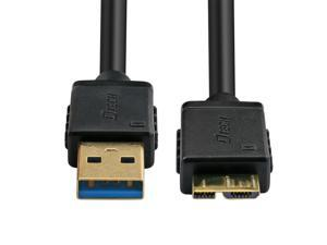 6ft Micro USB 3.0 Cable Type A to Micro B Male Charging Data Cord for  2m