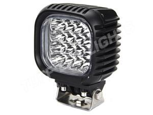 Tuff LED Lights Square LED Work Light - 5 Inch 48 Watt - Spot