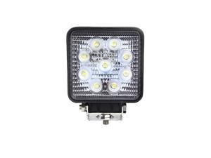 Tuff LED Lights Square LED Work Light - 4 Inch 27 Watt - Flood