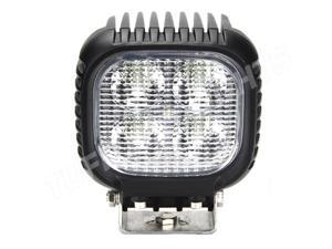 Tuff LED Lights Square LED Work Light 5 Inch 40 Watt - Spot