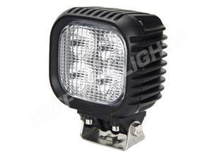 Tuff LED Lights Square LED Work Light 5 Inch 40 Watt - Flood