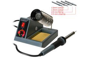 40W Variable Temperature Soldering Station, soldering iron, gun