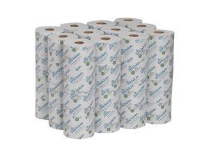 GEORGIA-PACIFIC 14448/01 Envision Toilet Paper, 1Ply,PK48