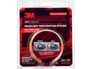 3M 39008 Headlight Lens Restoration Kit