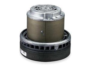 AMETEK LAMB 115750 Vacuum Mtr//Blwr,Thru-Flow,2 Stge,1 Spd