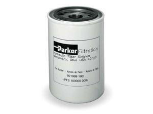 PARKER 921999 10 Micron Filter Element, 20 GPM, 150 PSI