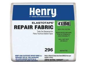 "HENRY HE296195 4""x 150 ft. Roll White Repair Fabric"