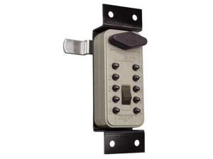 KIDDE 1798 Push Button Cam Lock,Combination