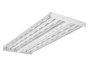 LITHONIA LIGHTING Fluorescent High Bay Fixture,T5HO,240W IBZT5 4