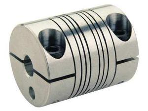 RULAND MANUFACTURING CLX-10-10-F Coupling,One Piece,Bore Dia 5//8 In