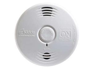 KIDDE P3010B Smoke Alarm,Photoelectric,Red LED
