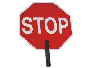 CORTINA 03-856 Paddle Sign,Stop/Stop