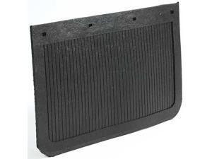 BUYERS PRODUCTS 3VUH8 Mud Flaps,Black,24 x 14 In.,PR