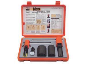 ZORO SELECT NES1036 Int Thread Repair Kit,2 Pcs
