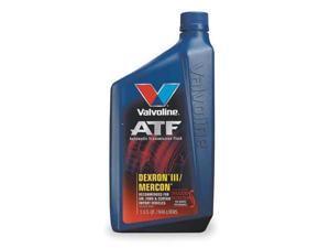 VALVOLINE 798153 Automotive Fluid,Dexron III(R)/Mercon(R)