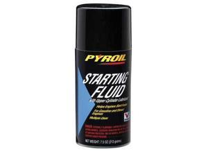 PYROIL PYSFR7.5 Starting Fluid, 7.5 Oz.