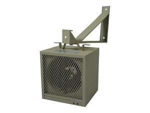 TPI CORP. HF5840TC 4kW Electric Utility Heater, 1-Phase, 240/208V
