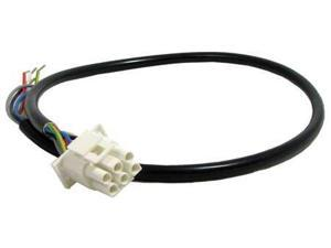 EBM-PAPST 21957-4-1040 Cable Harness,17 3/4 In.