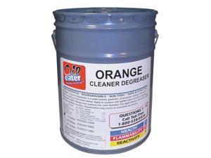 OIL EATER AOD5G11904 Cleaner Degreaser,Orange Scent,5 Gal