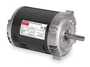 GP Mtr,Split Ph,1//4 HP,1725 rpm,48Z 6XH65