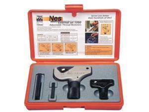 ZORO SELECT NES1000 Ext Thread Repair Kit,2 Pcs