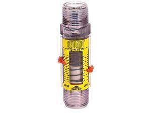 2-19 HEDLAND H601A-005 Flowmeter,GPM//LPM  0.5-5.0