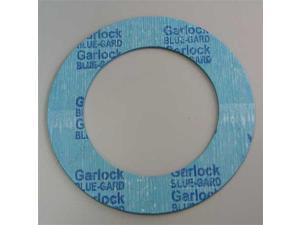 GARLOCK SEALING TECHNOLOGIES 3000RG-0150-062-0400 Flange Gasket, Ring, 4 In,