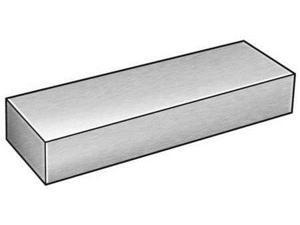 "ZORO SELECT CUREC00942 Flat Stock,0.125"",3/4"" W,1 ft."