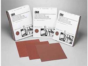 NORTON 66261126332 Sanding Sheet,11x9 In,320 G,AlO,PK50