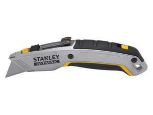 STANLEY 10-789 Twin Blade Utility Knife, Retractable, Utility, General Purpose