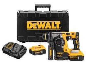 DEWALT DCH273P2 Cordless Rotary Hammer Drill,Li-Ion,20V G0093558