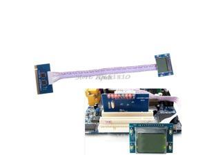 PCI Motherboard Analyzer Diagnostic Tester Post Test Card for PC Laptop Desktop New ZQ High Quality