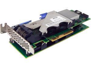 IBM 57CD 3Gb LP PCIe RAID and SSD SAS Adapter 74Y9678 74Y9679 -Low Profile Bracket