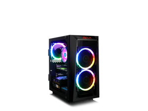 CLX SET with AMD Ryzen 7 3800X 3.9GHz, GeForce RTX 2080Ti 11GB, 16GB Mem, 960 SSD, WiFi, MS Win 10 Home