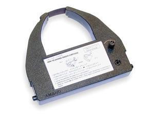 AMANO C-872304 Replacement Ribbon,Black