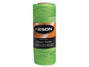 KESON GT1090 MASON TWINE 1090 FT L NYLON GREEN