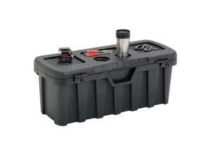 """CONTICO 3514NLBK 35""""W Structural Foam, Black Portable Tool Box, Matte, 14""""H"""