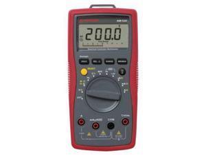 AMPROBE AM-520 Digital HVAC Multimeter,600V,40 MOhms